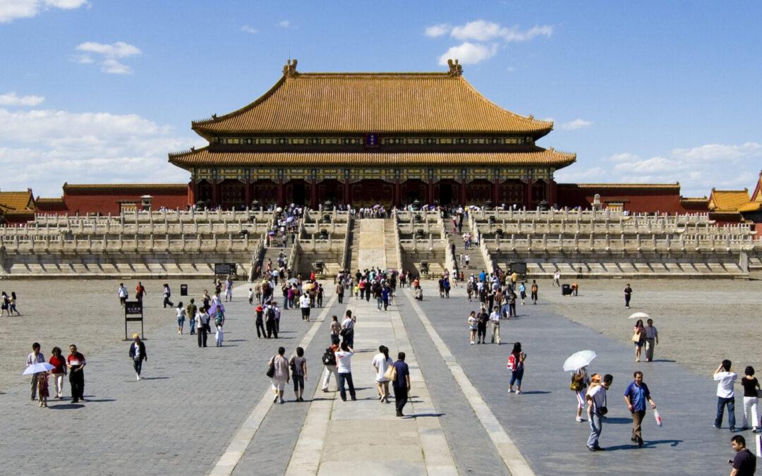 Stop à Pékin