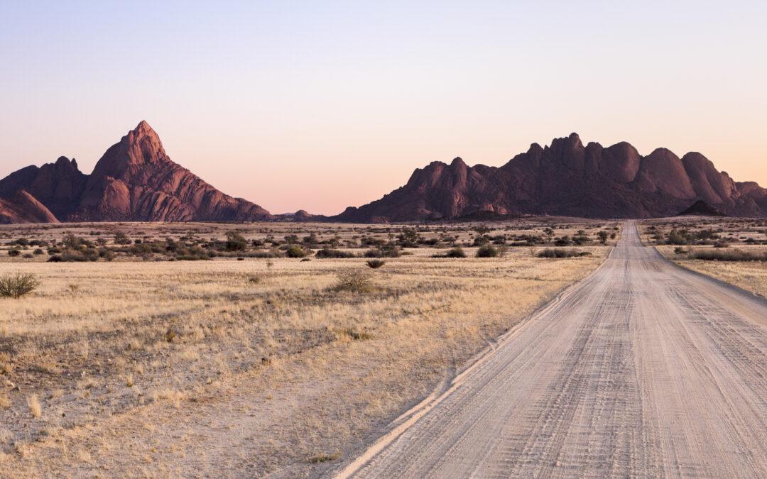 Autotour – La Namibie