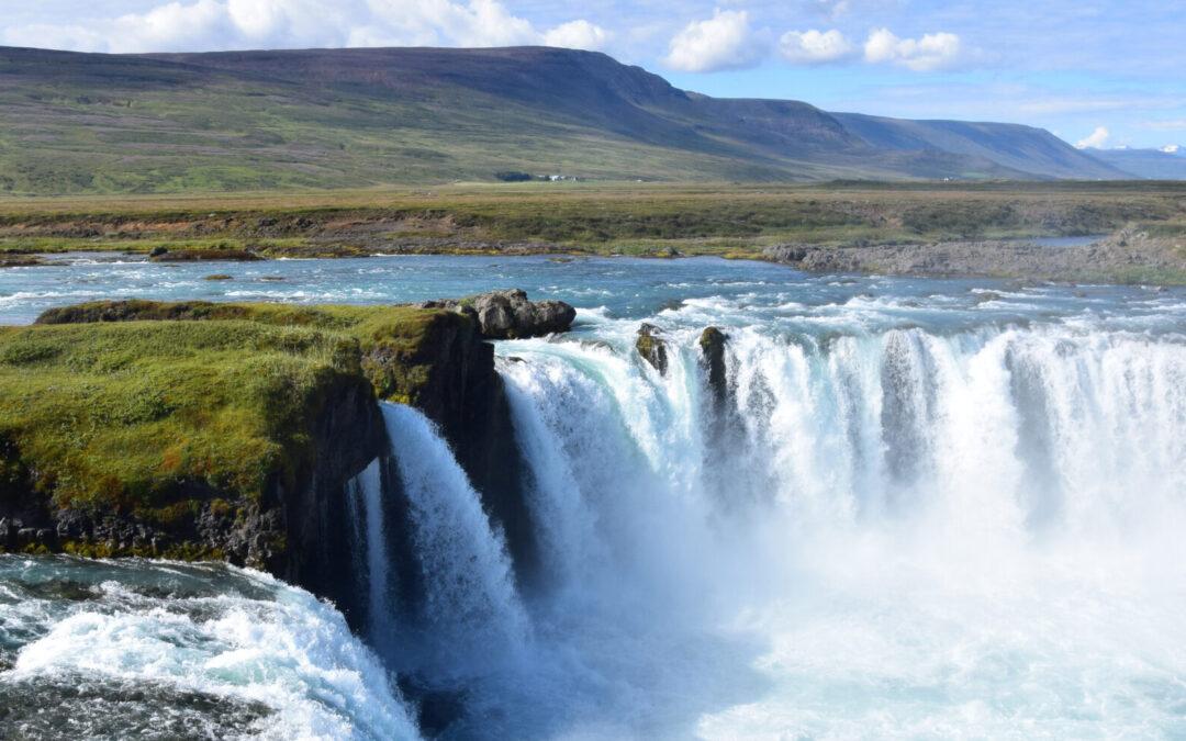Islande, l'eau et la terre