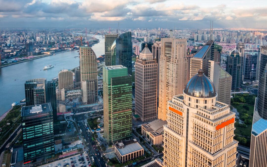 Stop à Shanghaï