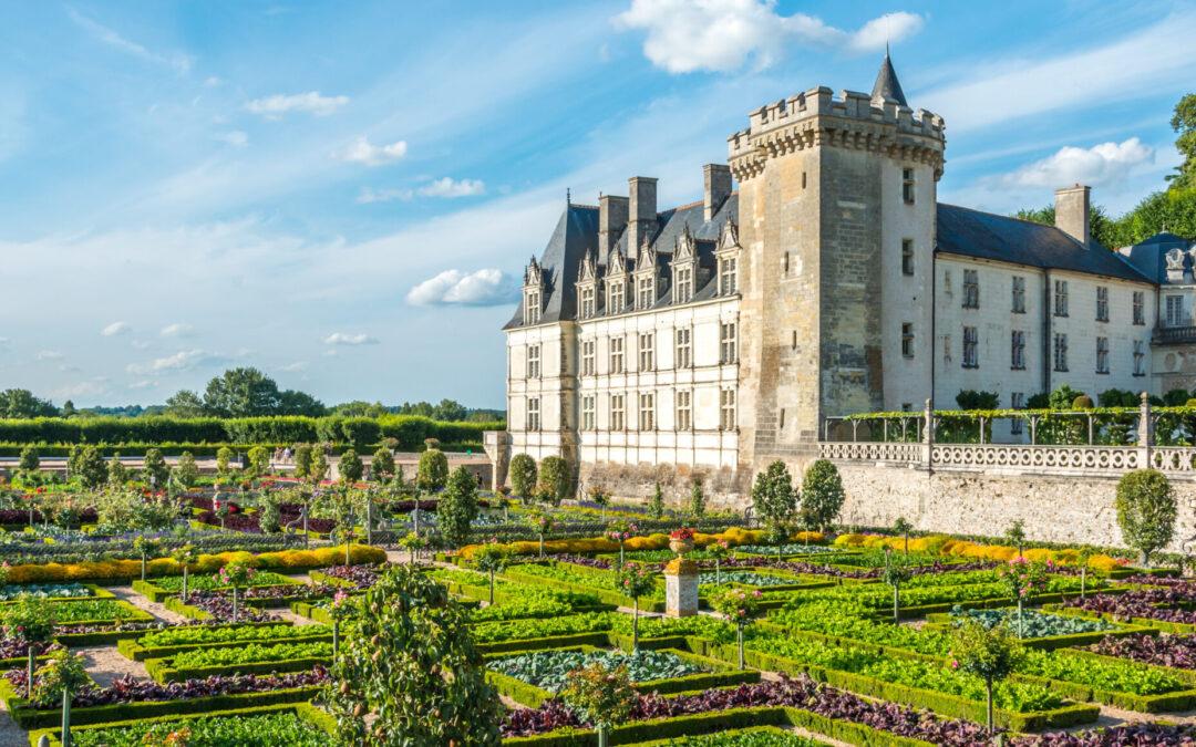 Loire en châteaux